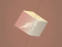 Indesign Art: 'Cubic'
