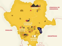 Durango Map