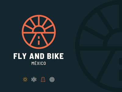 Fly and bike