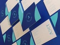 Ajet // Business Card