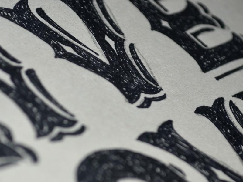 Livezoom typespire thedailytype typo type typography textures lettering