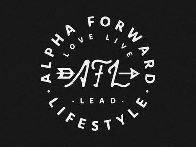 Alpha Forward Lifestyle Logo