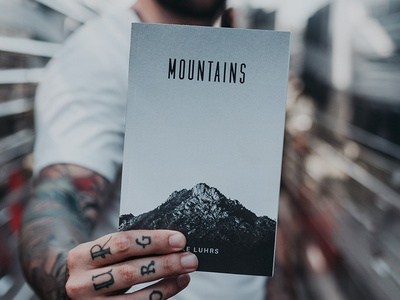 Mountains Devotional Design