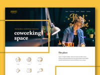 Web Design - Hub Space