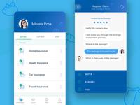 Insurance Wallet - App Design