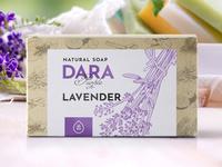 Natural Soap - Packaging