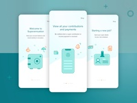 Mobile App Explainer Illustrations