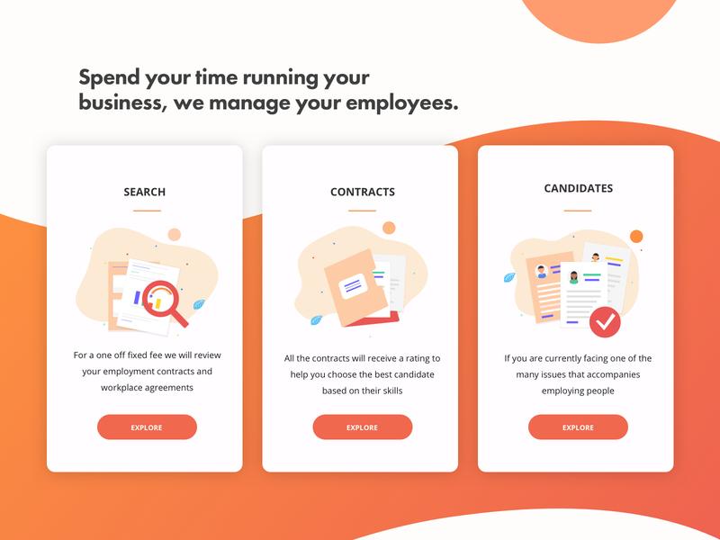 Recruiting - Web Design