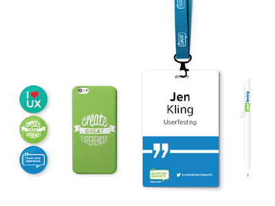 Everyday Insights - Roadshow swag
