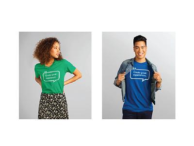 Everyday Insights - Roadshow apparel art direction event apparel design branding event branding
