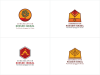 Congregation Kesser Israel Logo Redesign
