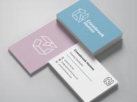 Business cards for Cressbrook Homes