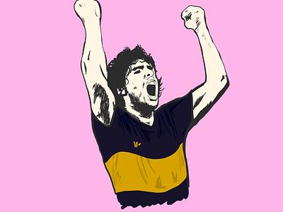 Maradona diego football maradona