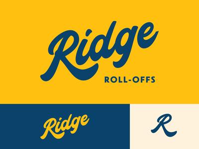 Ridge Roll-Offs