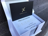 Zippyzealous Business Cards