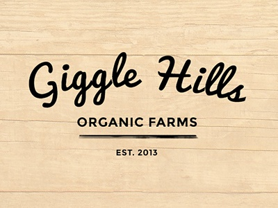 Giggle Hill Organic Farm logo