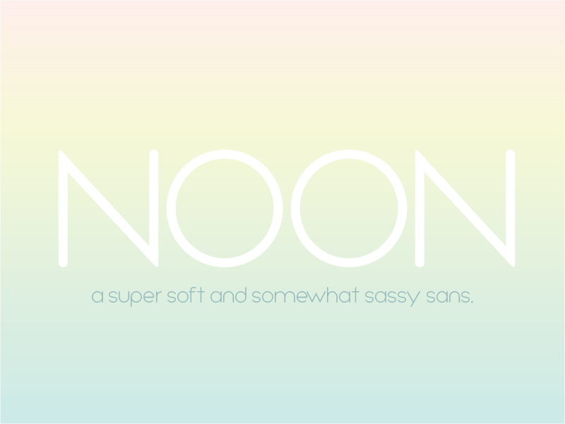 Noon title