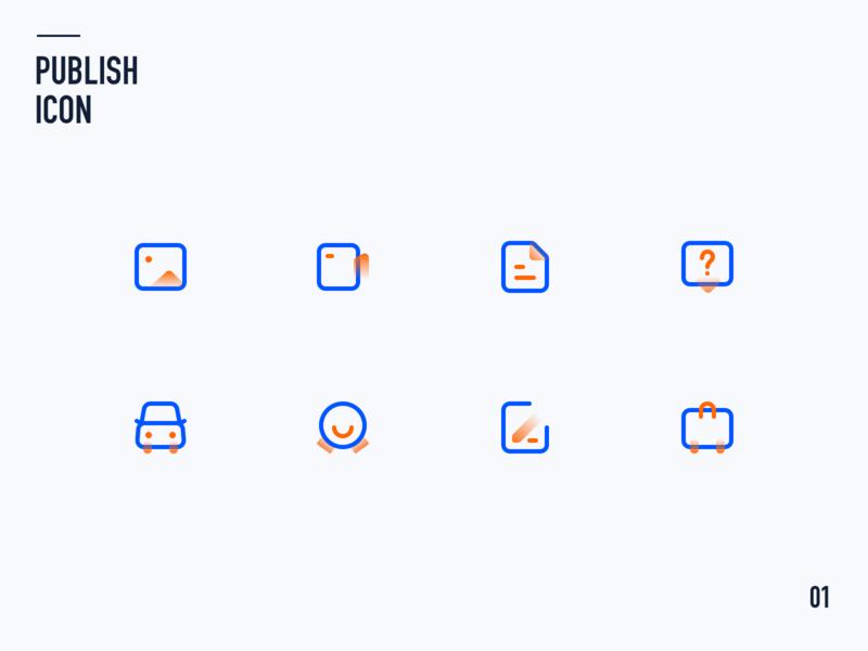 Icon ui ux icon