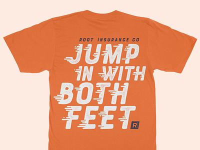 Root Pelotonia/Culture Tee columbus speed tee lettering shirt texture type t-shirt