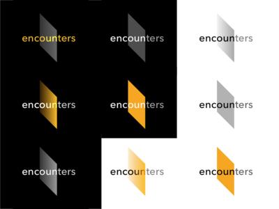 Encounters Logo Variants