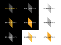 Encounters Logo Variants
