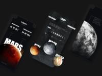 Space App / UI Trip Day 5