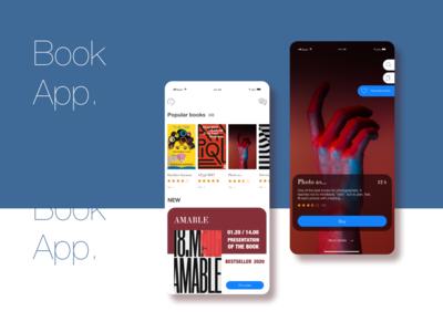 Book App / UI Trip Day 7