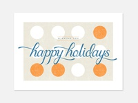 Happy mid-century holidays