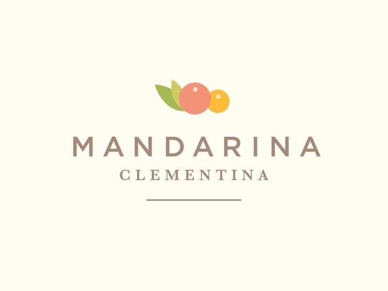 Final logo fruit fresh wordmark pastels kerning typography vector gotham baskerville identity branding logo
