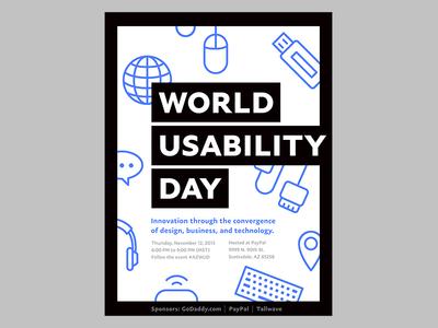 2015 World Usability Day