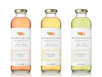 Packaging for Mandarina Clementina