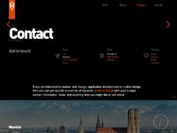 Contact i digital design i ecommerce specialist i shopify expert i milo 3oneseven
