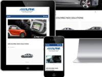 Alpine Shop Website