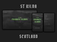 St Kilda. Enigmatic islands.