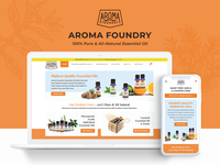 Aroma Foundry's Homepage
