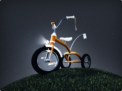 Tricycle - Night