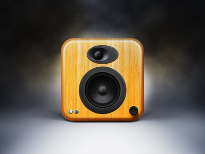 Audioengine A5+ - Bamboo