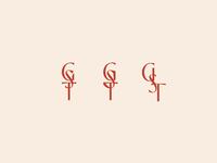 Logo Proofs - Ghost Soul Trio