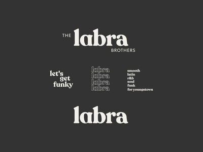 Branding - The Labra Brothers