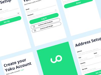 Registration: App Design
