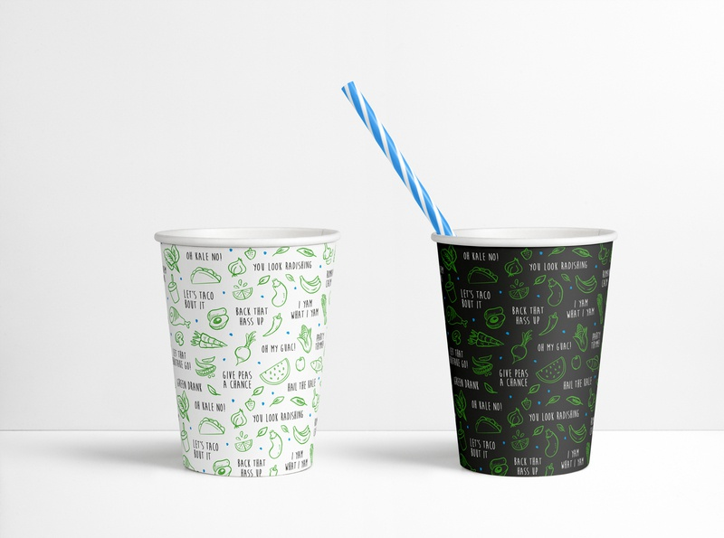StreatFood RX cups