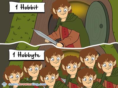 Hobbit and Hobbyte