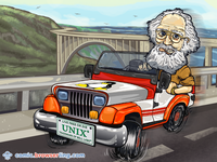 UNIX - LIVE FREE OR DIE