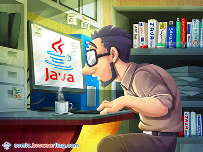 Java Programmer Joke programming language c sharp c vision sight glasses developer programming programmer java