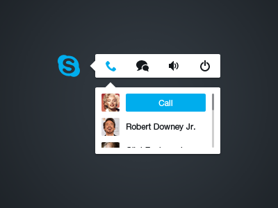 Mini Skype App rebound mini skype app application playoff