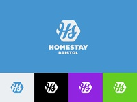 Homestay Bristol rebrand