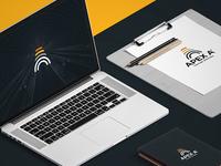 APEX-A logo concept