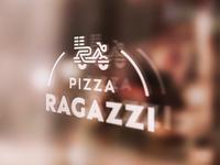 Pizza Ragazzi logo