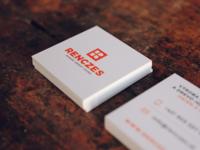 Renczes.sk – logo design, webdesign & photography