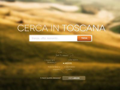 Cerca In Toscana